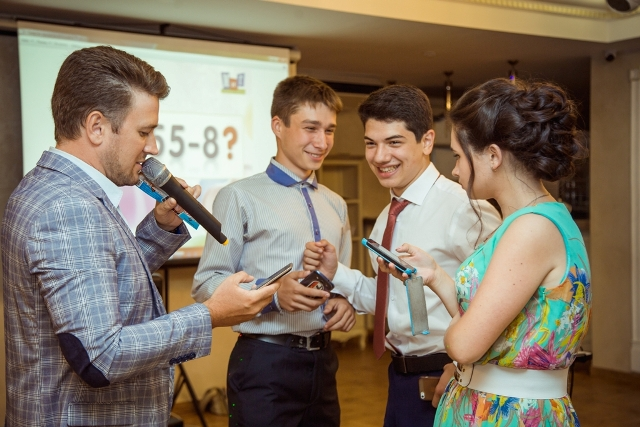 Ижевск МиГ  Ведущие на Выпускной бал
