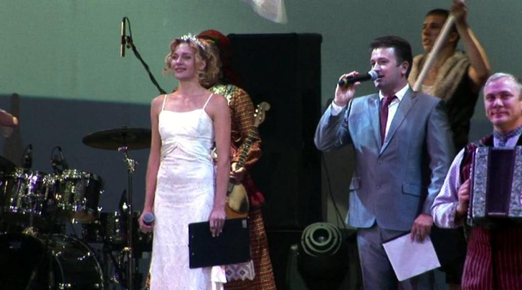 Концерт Белкамнефть - Ижевск