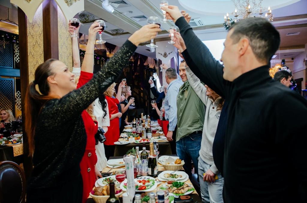 Ижевск Команда МиГ - Новый год