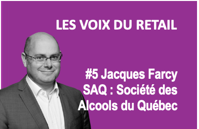 # 5 Jacques Farcy VP SAQ Société Alcool du Québec