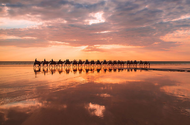 Cable Beach / Broome