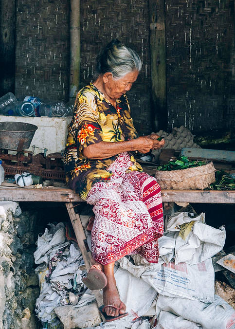 Bali-Lady