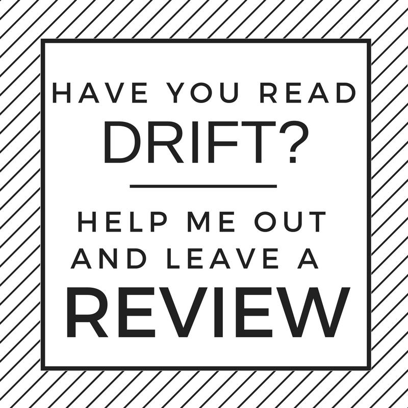 Review Request for Drift, by Amy Murray