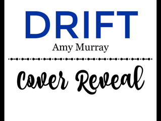 DRIFT Cover Reveal and #GIVEAWAY!