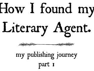 How I Found My Agent