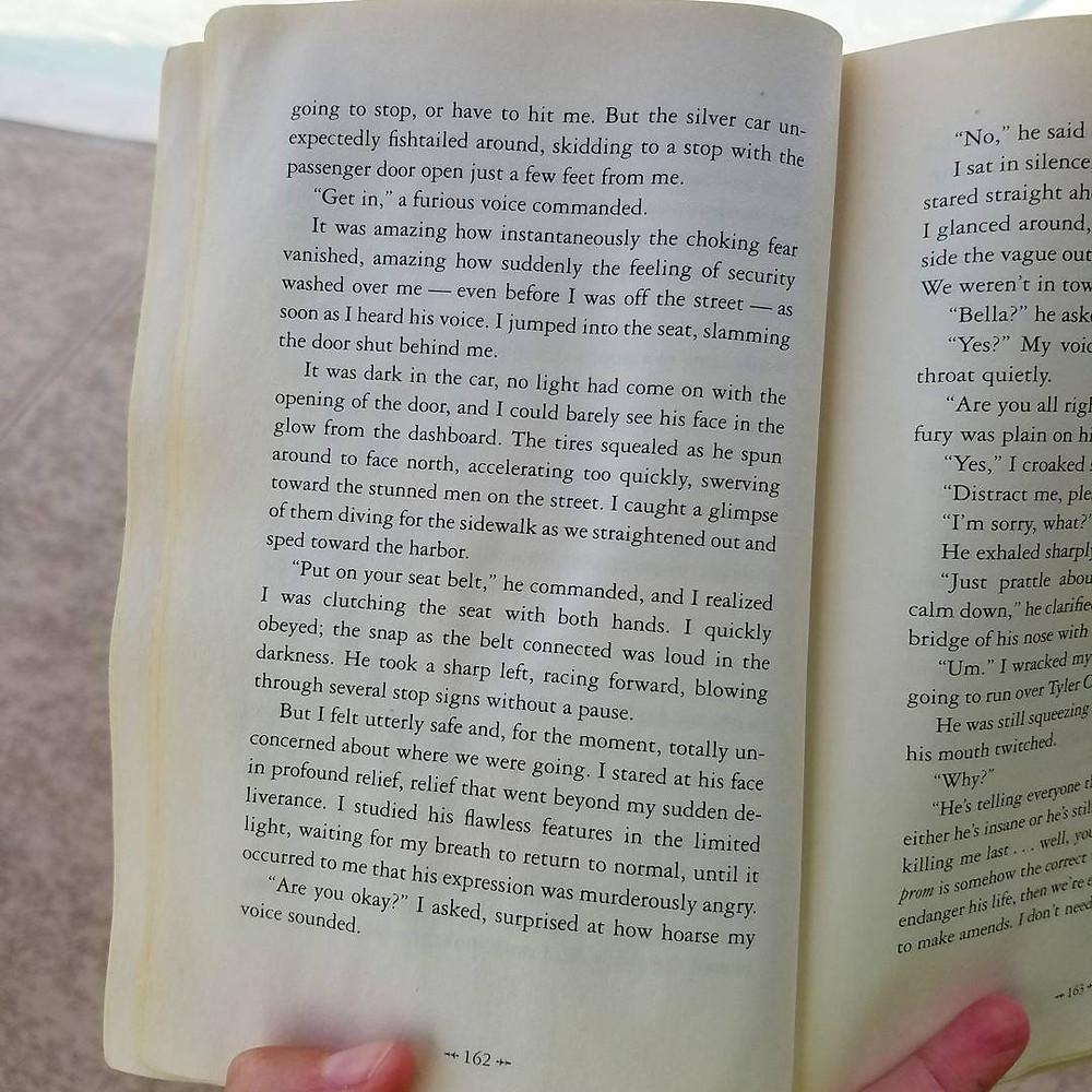 Twilight, by Stephenie Meyer