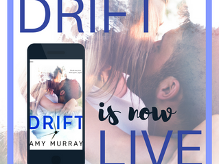 DRIFT is now AVAILABLE!