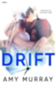 Drift, a paranormal romance by Amy Murray