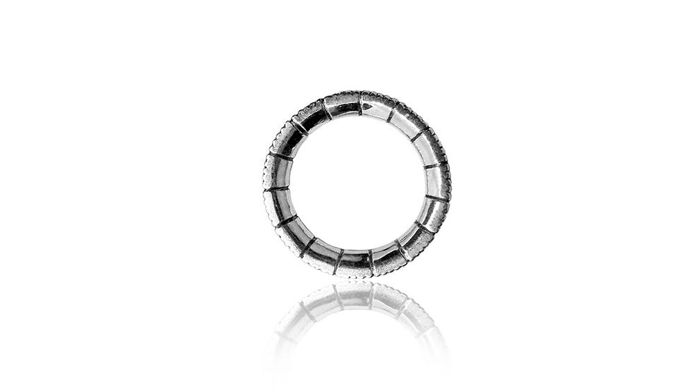 L'Héritage Brique Ring | 十三溝單磚戒指