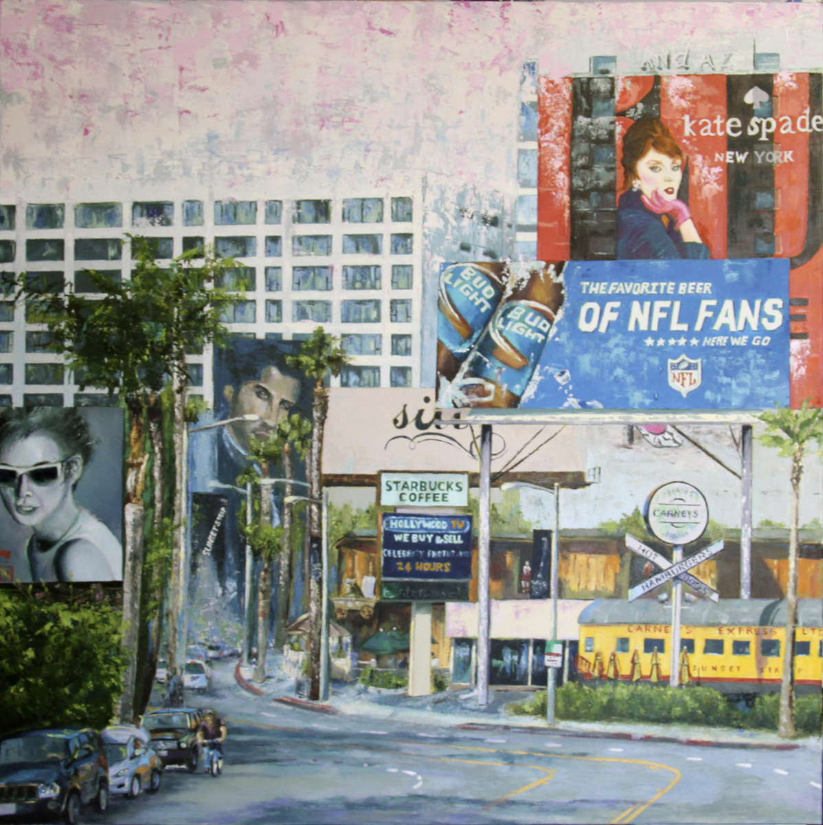 Eyes on Sunset Strip