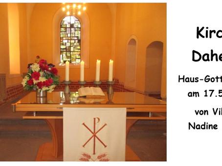 Kirche - Daheim (Rogate)