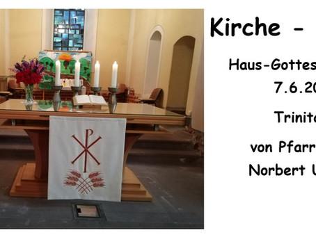 Kirche - Daheim (Trinitatis)