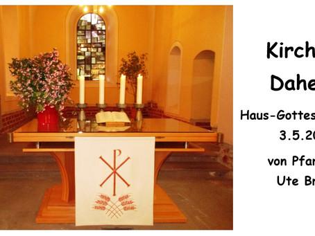 Kirche - Daheim! (Jubilate)