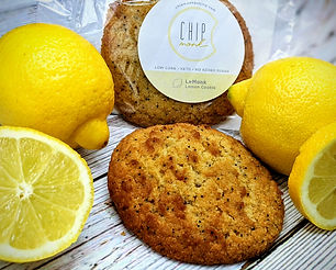 ChipMonk LeMonk Lemon Low Carb Keto Glut