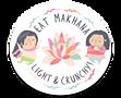 Eat_Makhana_Color_Logo_WHITE_OVAL_150x.p
