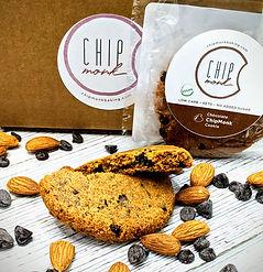 ChipMonk Chocolate Chip Low Carb Keto Gl