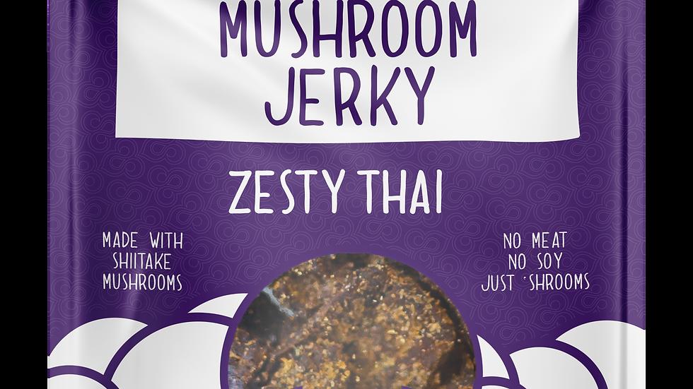 Pan's Mushroom Jerky-Vegan Jerky    Portland, OR