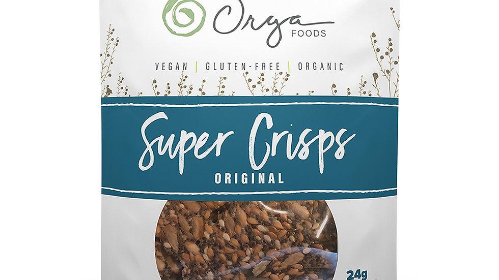 Orga Foods-Vegan GF, Organic Crackers    Los Angeles, CA