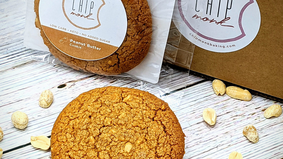 Chipmonk Baking-Low Carb, GF Keto Friendly Cookies             Houston, TX