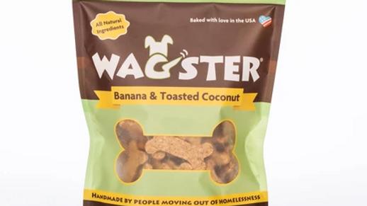 Wagster Dog Treats   Novato, CA