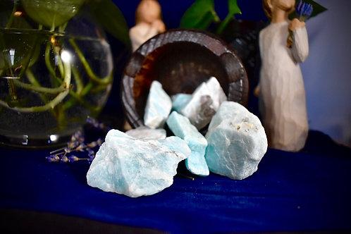 Amazonite Crystals