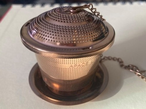 Rose Gold Diffuser w/Tray