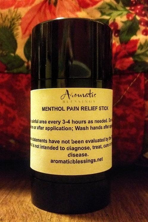 Menthol Pain Relief Stick