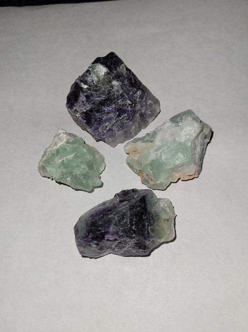 Fluorite  Raw Crystal