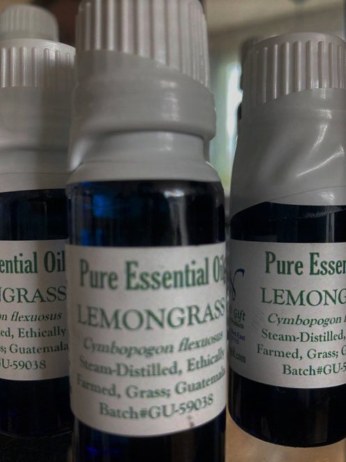 Lemongrass 15ml