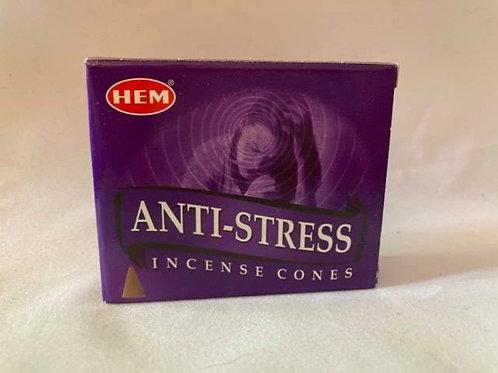 HEM Cone Incense  - 6 Varieties (10 count)