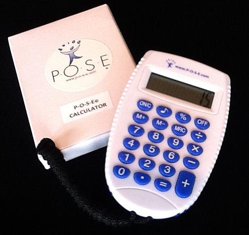 F. P-O-S-E calculator