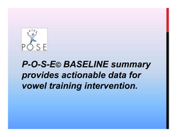 P-O-S-E literacy ELL phonology 6