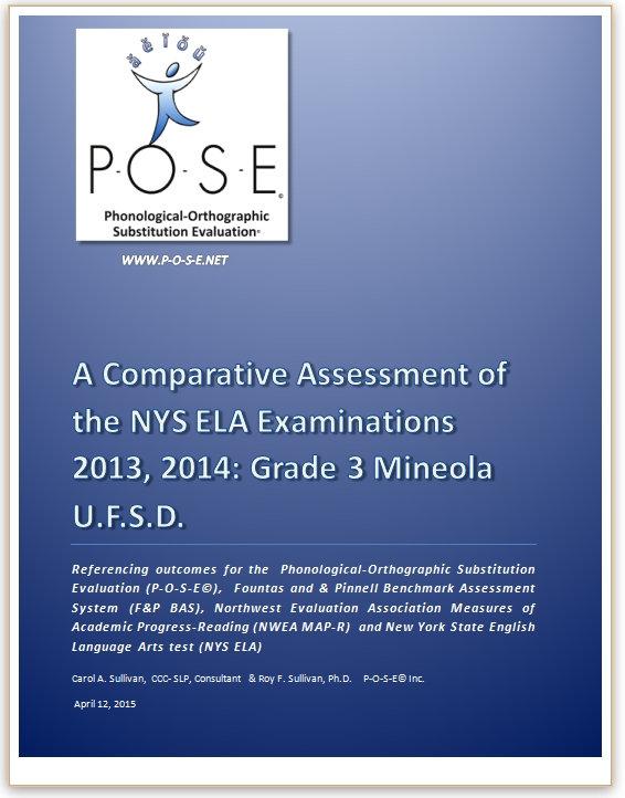 ELA invalid unreliable Grade 3 2013-14