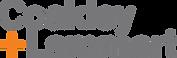 Coakley+Lammert logo_PMS 151-CoolGray 9.