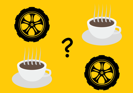 Neurocreativity Mini-series: a Coffee Cup on Wheels Sounds Crazy! But is it?