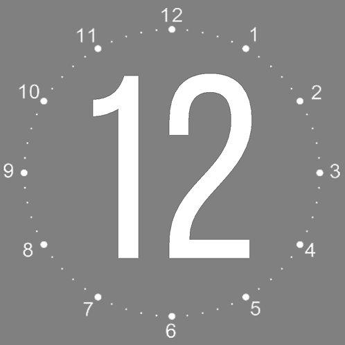 Абонемент на 12 часов