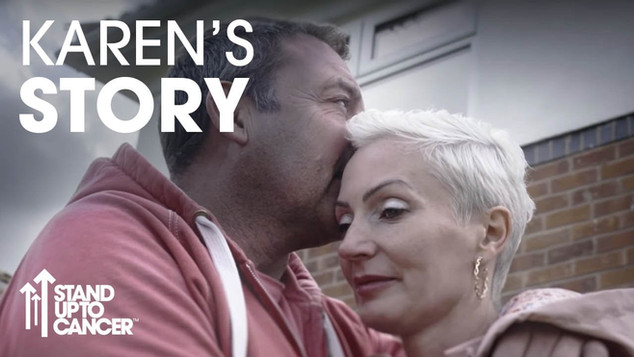 Stand Up To Cancer: Karen's Story - CHANNEL 4
