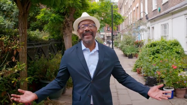 Lenny Henry's Race Through Comedy - UKTV (Excerpts from Episode 3)