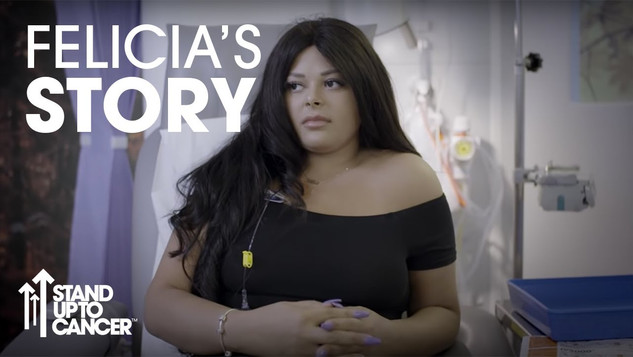 Stand Up To Cancer: Felicia's Story - CHANNEL 4
