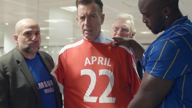Football Shirt Friday - The Bobby Moore Fund