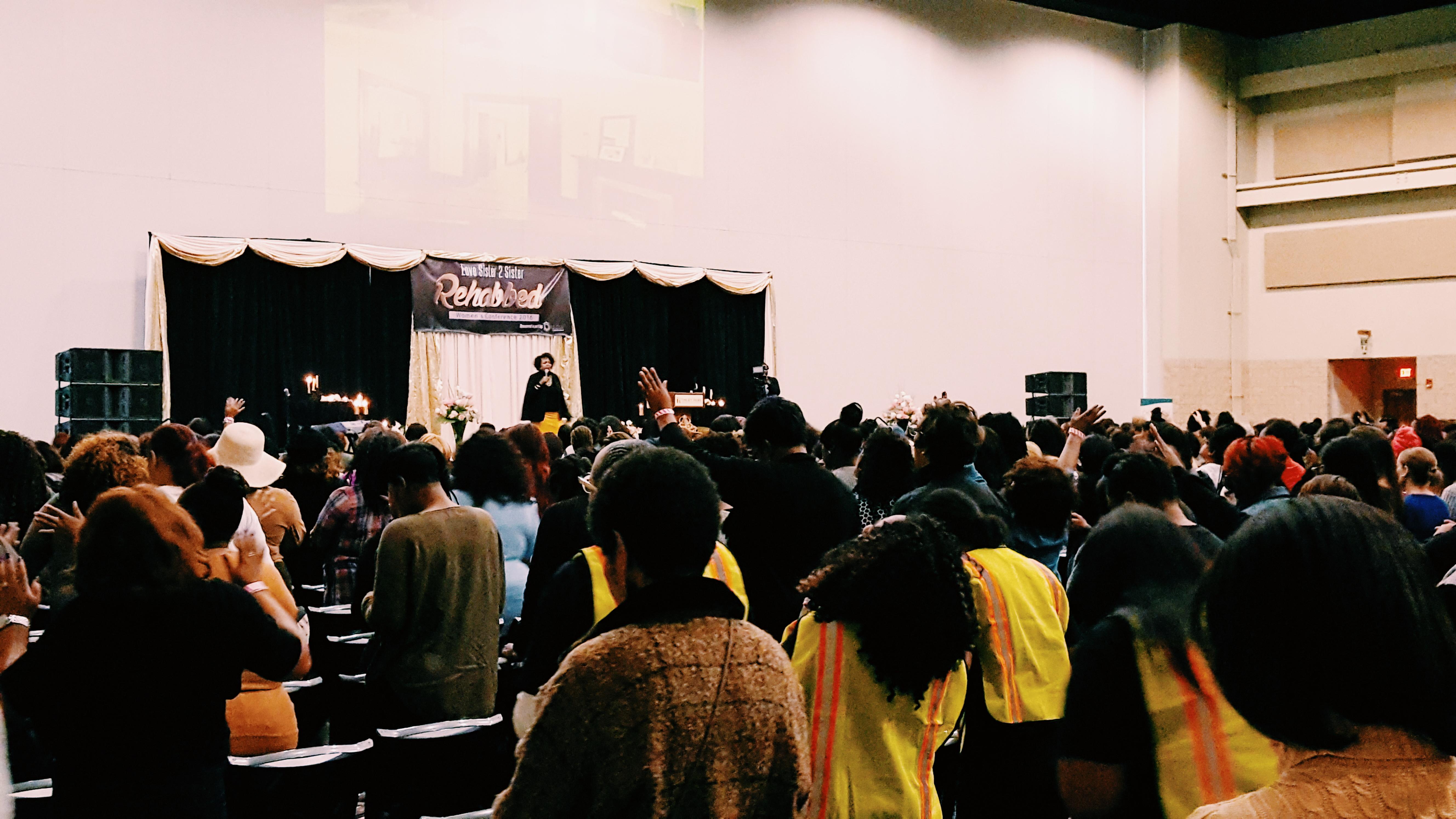 John Hannah's Women's Conference