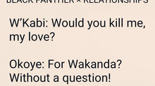 Black Panther: How Far Should You Go for LOVE?