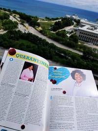 P.O.W.E.R. Magazine Feature