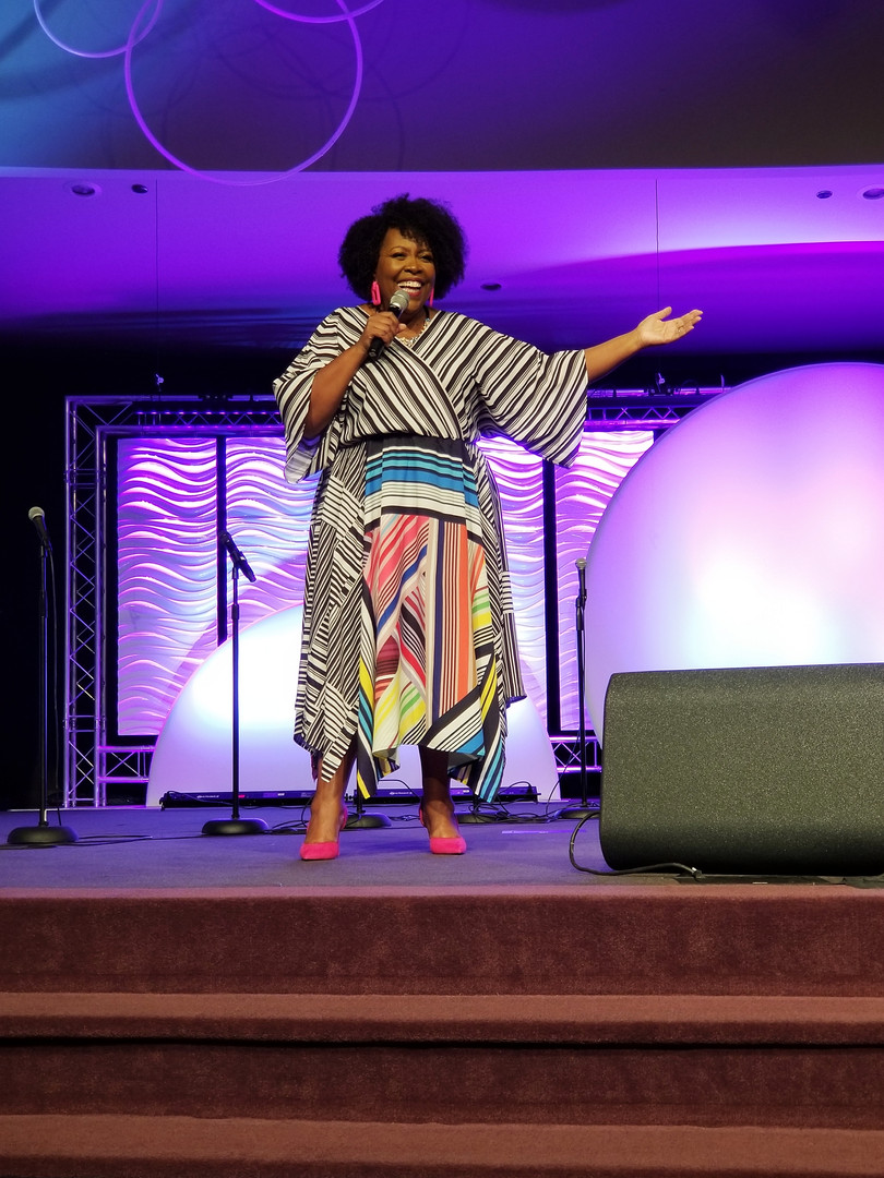 Pastor Smokey Norful SHINE Women's Conference