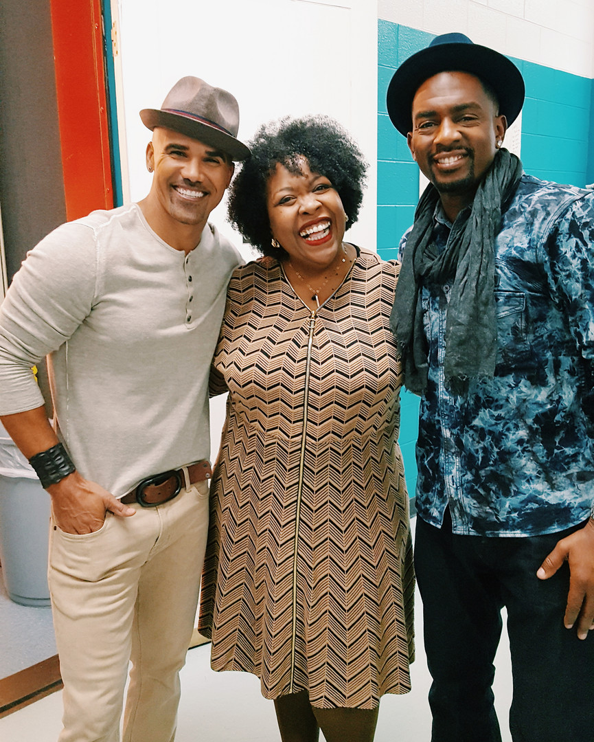Interview with Shemar Moore + Bill Bellamy