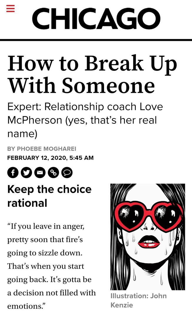 Chicago Magazine Feature