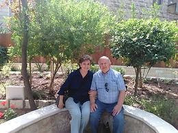 Carol and Larry Tate Holy Spirit Church Monroe NC