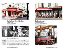 Anette Krischer, Le Café des Deux Moulins, Die fabelhafte Welt der Amélie, Amelie, Paris, Audrey Tautou, Jean-Pierre Jeunet, rue Lepic, Bistro