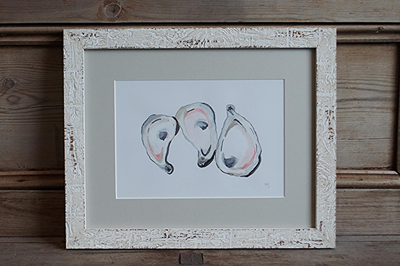 Triple Oysters II