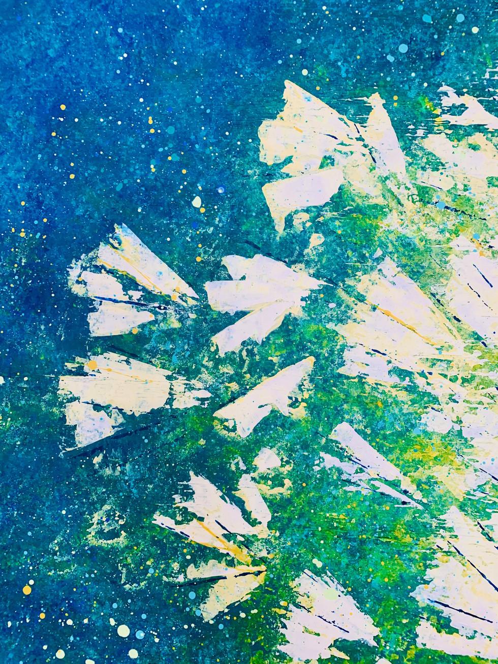 Magnolias - Detail